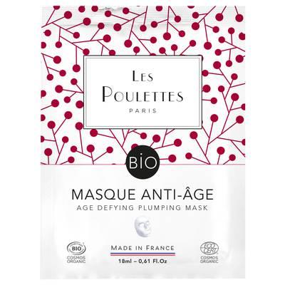 Masque Anti-âge - Les Poulettes - Visage