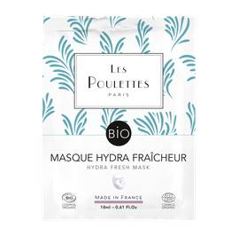 Hydra Fresh Mask - Les Poulettes - Face