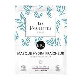 Masque Hydra fraîcheur - Les Poulettes - Visage