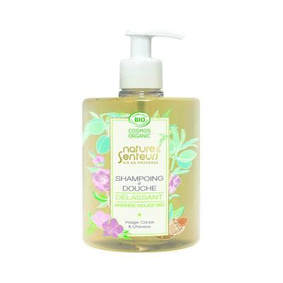 Shampoing douche AMANDE - NATURE ET SENTEURS - Hygiène - Cheveux