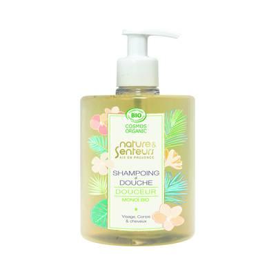 Shampoing douche MONOÏ - NATURE ET SENTEURS - Hygiène - Cheveux