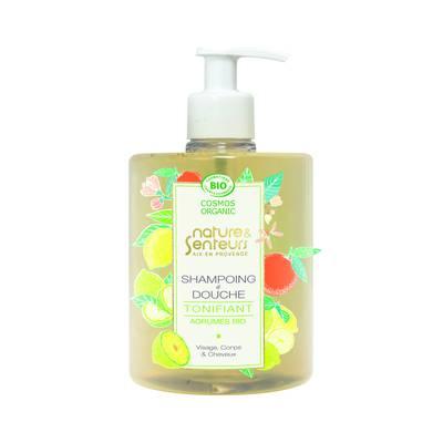 Shampoing douche AGRUME - NATURE ET SENTEURS - Hygiène - Cheveux