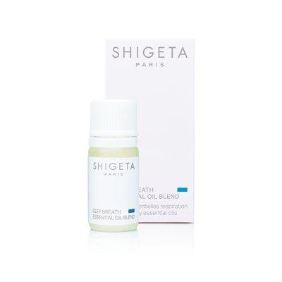 Huiles essentielles respiration - SHIGETA - Massage et détente