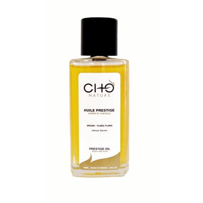 PRESTIGE OIL - CHO NATURE - Hair - Massage and relaxation - Body