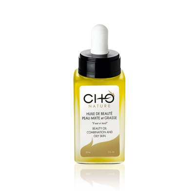 BEAUTY OIL COMBINATION AND OILY SKIN - CHO NATURE - Face