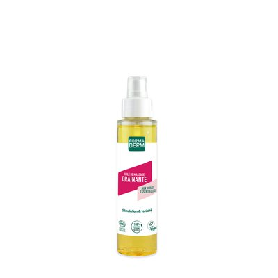 Massage oil - Formaderm - Massage and relaxation - Body