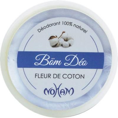 """BÖM DÉO """"Fleur de Coton"""" - NOHAM - Hygiène"""