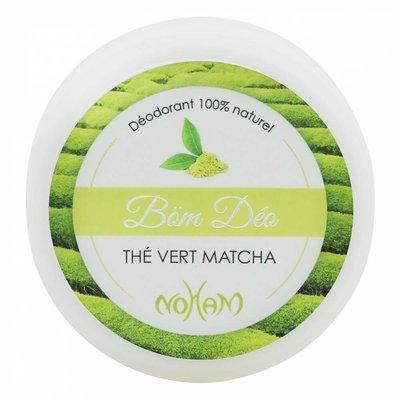 """BÖM DÉO """"Thé-Vert Matcha"""" - NOHAM - Hygiène"""