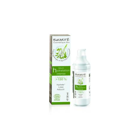 Sérum hydratation intense - BIOKARITE - Visage