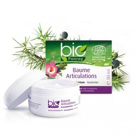 Baume articulations - Bioconseils Bioponroy - Santé