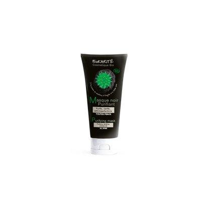 Masque noir purifiant - BIOKARITE - Visage