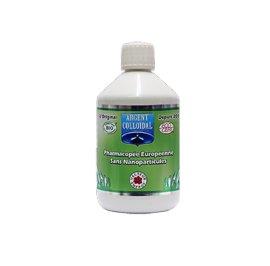 Coloidal Silver Solution 20ppm - Vecteur energy - Face - Body