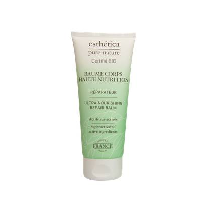 Ultra-nourishing repair balm - ESTHETICA PURE NATURE - Body