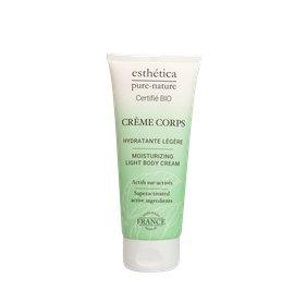 Body cream - ESTHETICA PURE NATURE - Body