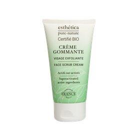 image produit Crème gommante visage exfoliante