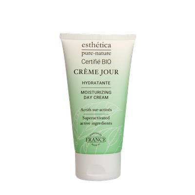 Day cream - ESTHETICA PURE NATURE - Face