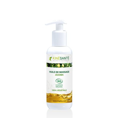 Massage oil - KINESANTE - Hair - Baby / Children - Massage and relaxation - Diy ingredients - Body