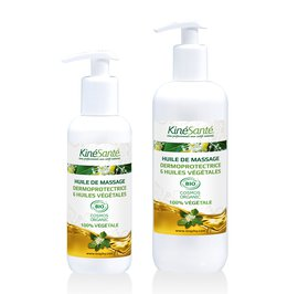 Massage oil - KINESANTE - Massage and relaxation - Diy ingredients - Body - Baby / Children - Face