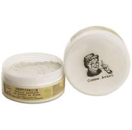 Dentifrice naturel mentholé en poudre au Siwak - Comme Avant - Hygiene