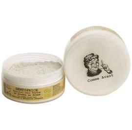 Dentifrice naturel sans parfum en poudre au Siwak - Comme Avant - Hygiene
