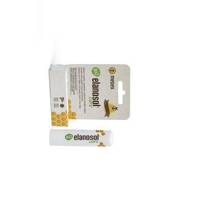 Lip Balm With Shea Butter, Bee Wax And Seabuckthorn Oil - Bio Elanosol Care - Visage