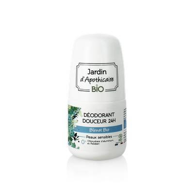 Déodorant douceur 24H - Jardin d'Apothicaire BIO - Corps - Hygiène