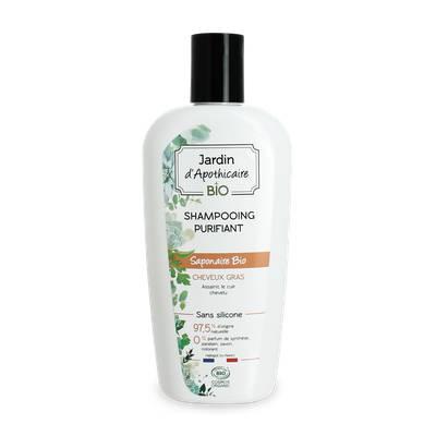 Shampooing purifiant - Jardin d'Apothicaire BIO - Cheveux