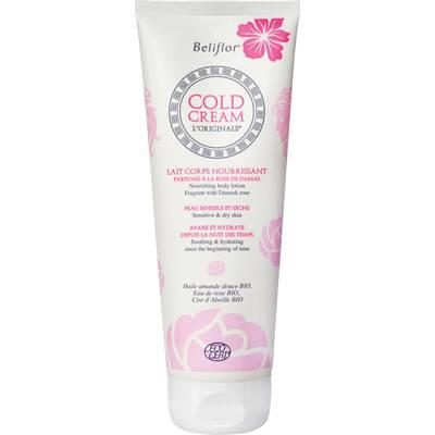 Cold Cream - Lait corps - BELIFLOR - Corps