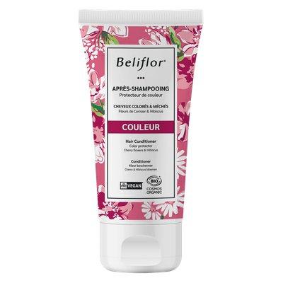 couleur - après-shampooing - BELIFLOR - Cheveux