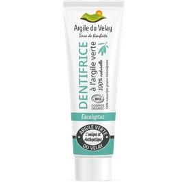 Eucalyptus green clay - Argile du velay - Hygiene