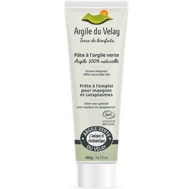 Green clay - Argile du velay - Face - Hair - Body