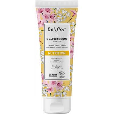 nutrition - shampooing crème - BELIFLOR - Cheveux