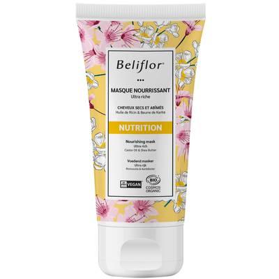 nutrition - masque nourrissant - BELIFLOR - Cheveux