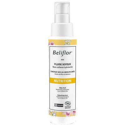 nutrition - fluide soyeux - BELIFLOR - Cheveux