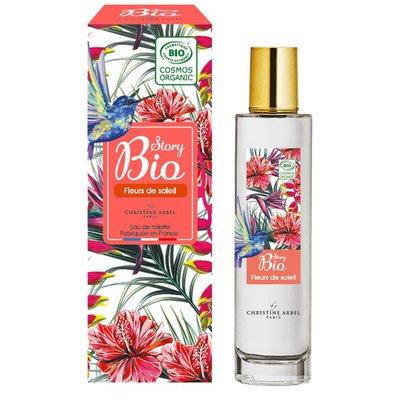 Story Bio Fleurs de soleil - Story Bio - Parfums et eaux de toilette