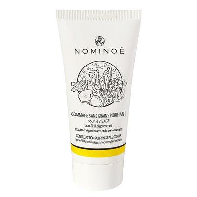 Gommage sans grains purifiant visage - NOMINOË - Visage