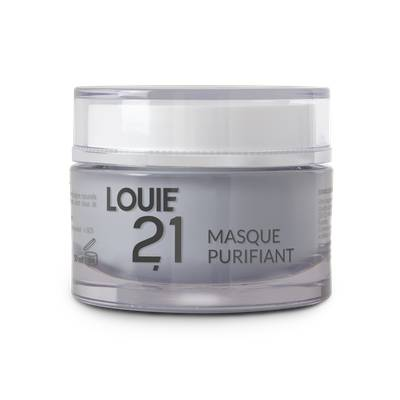 MASQUE PURIFIANT - LOUIE 21 - Visage