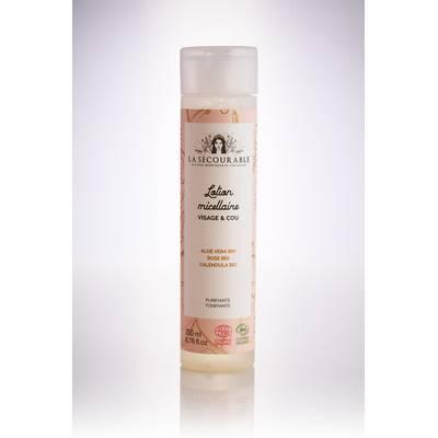 lotion micellaire - la secourable - Visage