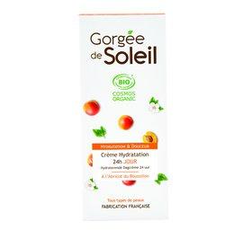 Day cream - GORGEE DE SOLEIL - Face