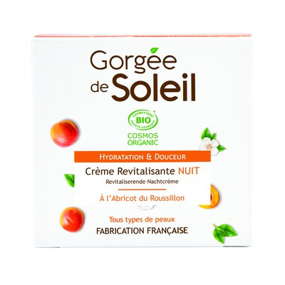Crème de nuit - GORGEE DE SOLEIL - Visage
