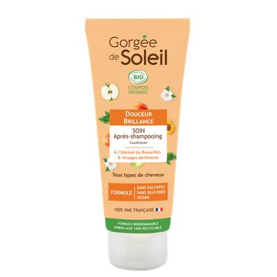 After shampoo soft and bright - GORGEE DE SOLEIL - Hair