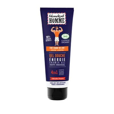 Soft Shower Gel - BLONDEPIL HOMME - Hygiene