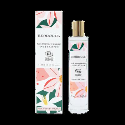 FLEUR DE JASMIN & AMANDIER - BERDOUES - Parfums et eaux de toilette