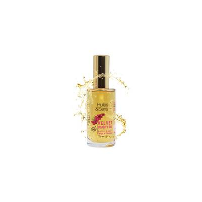 Velvet Beauty Oil - Huiles & Sens - Corps