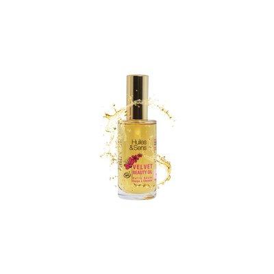 Velvet Beauty Oil - Huiles & Sens - Corps