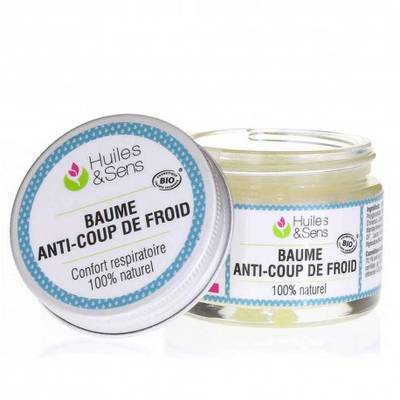 Anti Cold Massage Balm - Huiles & Sens - Massage and relaxation
