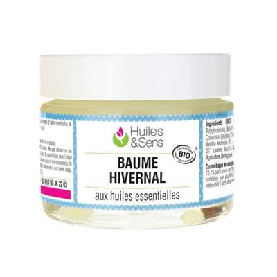 Baume Hivernal - Huiles & Sens - Massage et détente