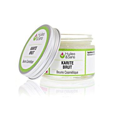 Beurre de Karité - Huiles & Sens - Visage - Massage et détente - Ingrédients diy - Corps