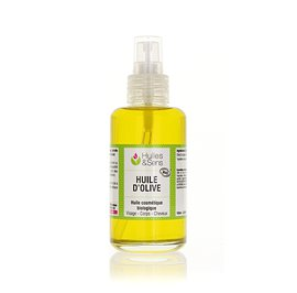 Olive oil organic - Huiles & Sens - Massage and relaxation