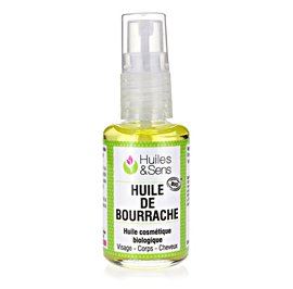 Borage seed oil (organic) - Huiles & Sens - Massage and relaxation